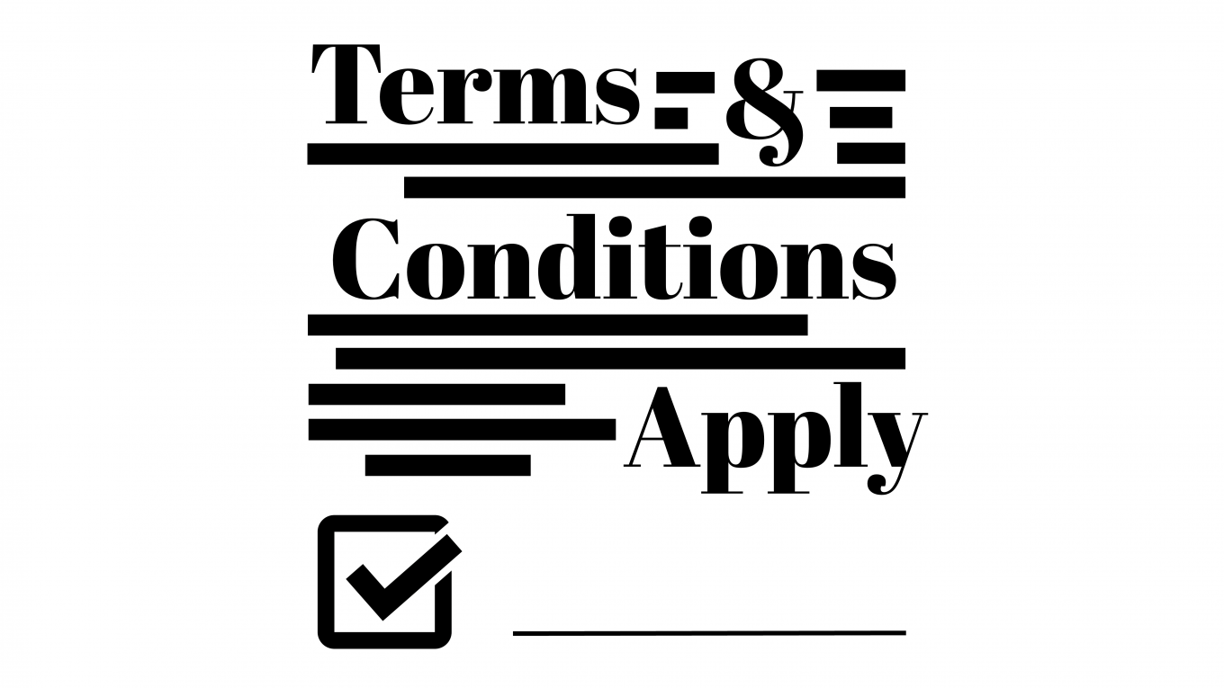 terms and conditions apply cover art