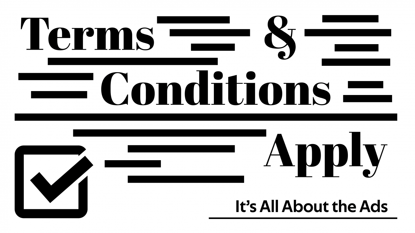 it's all about the ads terms and conditions apply podcast episode 2